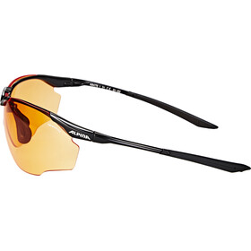 Alpina Splinter Shield VL Lunettes, black